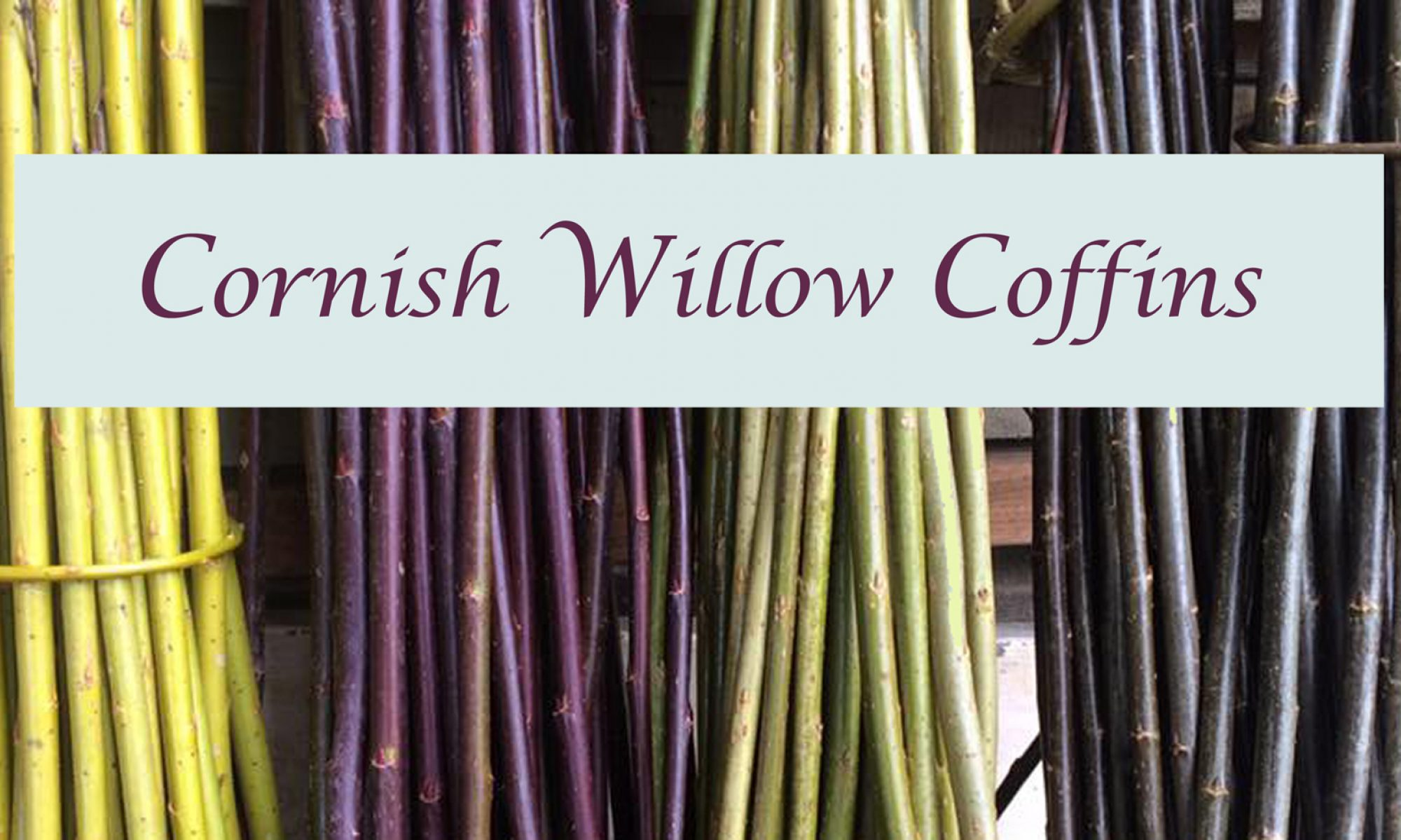 Cornish Willow Coffins